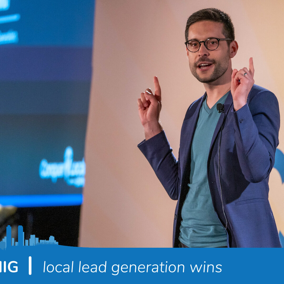 Devon Hennig local lead generation wins