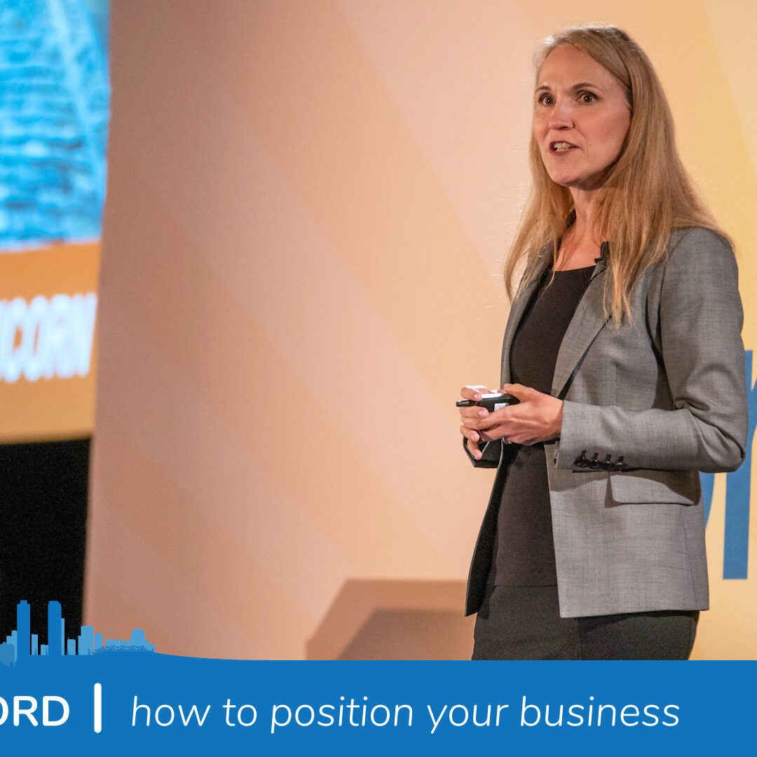 April Dunford How to Position Your Business