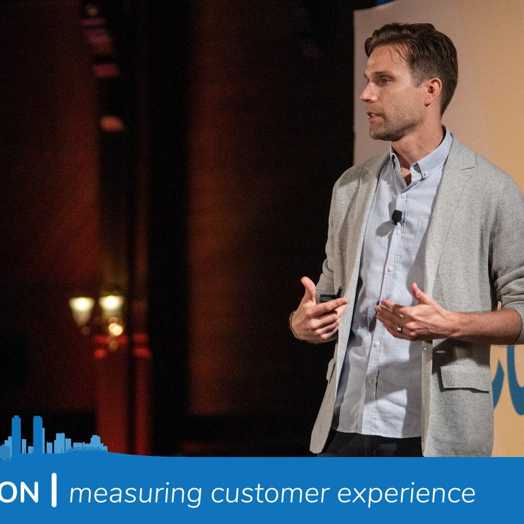 Bryan Larson Measuring Customer Experience